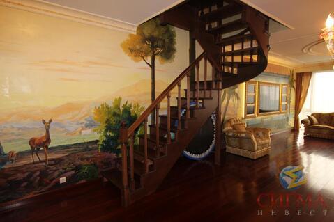 """5-комнатная квартира, 250 кв.м., в ЖК """"Миракс Парк"""""""