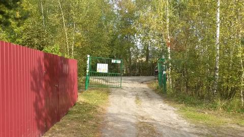 Участок 8 соток, Павлово-Посадский р-н, Горьковское ш. 50 км от Москвы