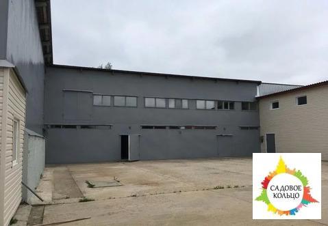 Продается производственной складской комплекс общей площадью 2000 м2.