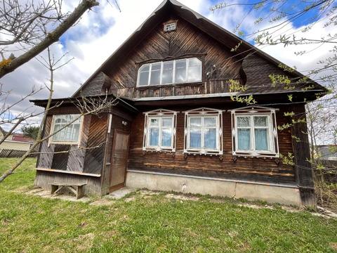 Дача 54 кв.м. на участке 9,8 соток в д. Скриплево, СНТ Подмосковье - 1