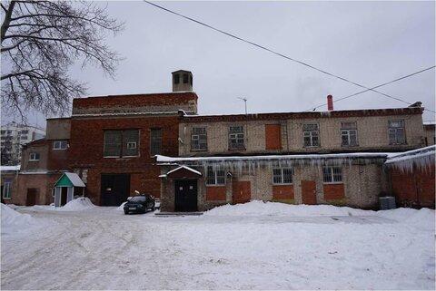 Продается производственное помещение в г.Пушкино на Московском пр-те