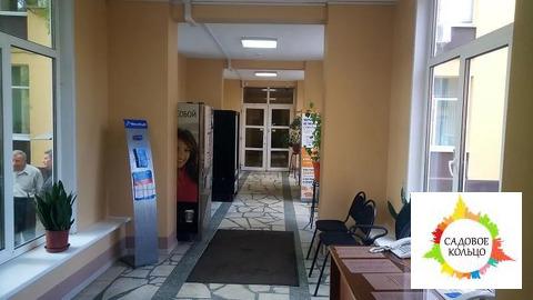 Офис, готовый к работе, в административном здании класса Б