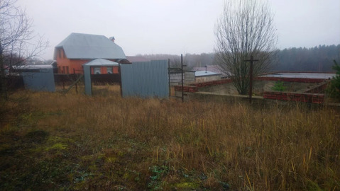 Продается земельный участок 12 соток в селе Левково, Пушкинский район