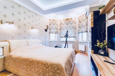 3-комнатная квартира, 140 кв.м., в ЖК Dominion