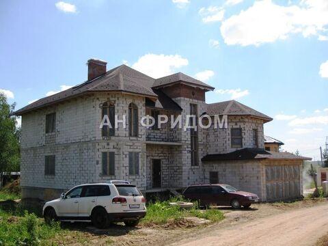 Просторный дом, 600 м2, рядом с Клязьменским водохранилищем.