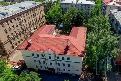 Особняк с огороженной территорией в ЦАО ул. Литвина-Седого 5