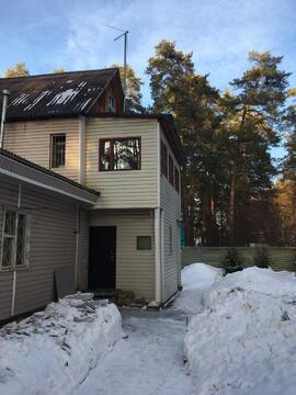 Сдам 2-х этажную часть дома в посёлке Кратово по улице Гоголя.