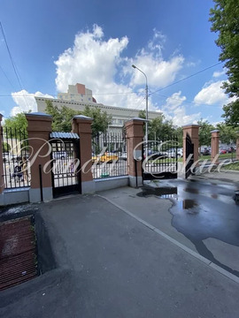 Москва, улица Беговая 13 (ном. объекта: 3189)