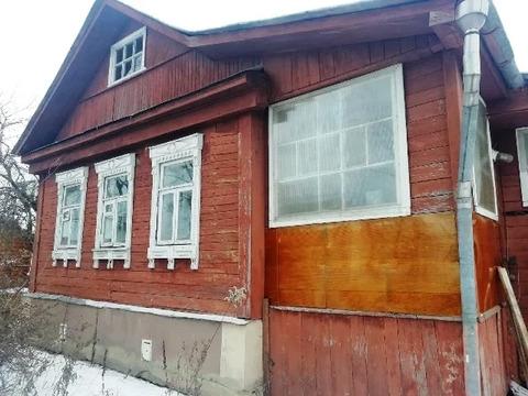 Дом на улице Чернышевского