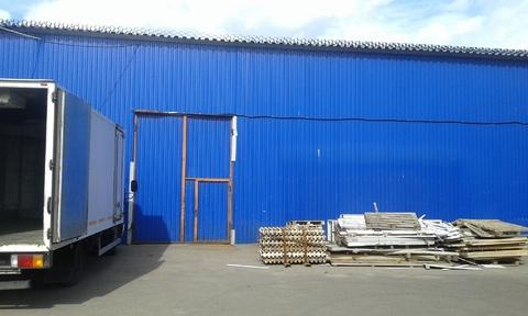 Сдается! Производственно-складское помещение 240 кв.м.Высота 6м.