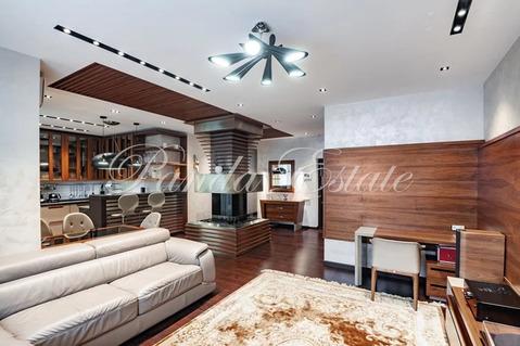 Квартира по адресу ул. Мосфильмовская 88к2стр7 (ном. объекта: 3828)