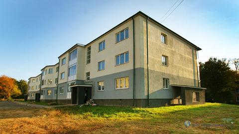 Новая квартира в Волоколамске на ул. Текстильщиков в новом доме