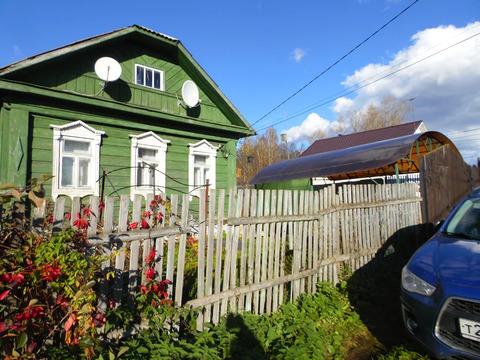 Дом с участком в центре г.Сергиев Посад Московская обл.