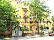 М. Беговая, 1-й Хорошевский проезд, 14к3 / 3-комн. квартира / 1-й этаж .