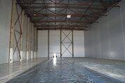 Новый складской комплекс 1500 кв.м, класса А, 5200 руб.
