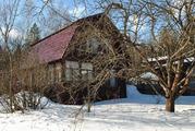 Дача в СНТ Романтика у д. Плесенское, Наро-Фоминский район, 1075000 руб.