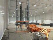 Отапливаемый склад 2700 кв.м, стеллажи, 4200 руб.