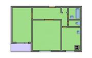 Москва, 2-х комнатная квартира, ул. Таллинская д.11 к1, 15000000 руб.