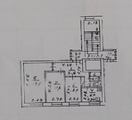 Продаю 3-комнатную квартиру в Подольске
