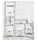 Нахабино, 3-х комнатная квартира, ул. Панфилова д.9А, 10700000 руб.