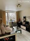 Очень светлая и уютная 2-комнатная квартира по адресу: г. Москва, ул. .