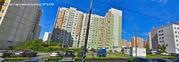 Улица Брусилова дом 15 корпус 1, двухкомнатная квартира 54 кв.м.