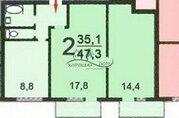 Зеленоград, 2-х комнатная квартира,  д.710, 4690000 руб.