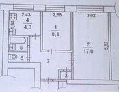 Химки, 2-х комнатная квартира, Юбилейный пр-кт. д.6, 4600000 руб.