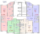 Раменское, 2-х комнатная квартира, Северное ш. д.42, 4100000 руб.