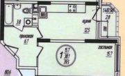 Раменское, 1-но комнатная квартира, Северное ш. д.26, 5900000 руб.