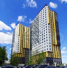 Квартира-студия в ЖК Невский