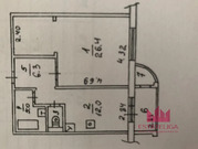 Люберцы, 1-но комнатная квартира, ул. 3-е Почтовое отделение д.5, 8000000 руб.