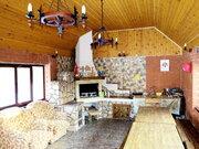 Коттедж 250 кв.м, 9 соток, ИЖС. Баня и супер беседка. Голицыно. 35 км, 10700000 руб.