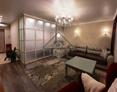 1-комнатная квартира с дизайнерским ремонтом