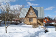 Дача в СНТ Покровские Дачи у д. Покровка, Наро-Фоминский район, 1230000 руб.