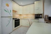 Продается трехкомнатная квартира с евро ремонтом в Южном микрорайоне.