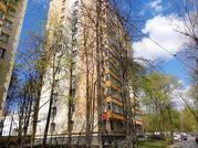 М. Кунцевская, улица Красных Зорь, 55 / 1-комн. квартира / 10-й этаж / .