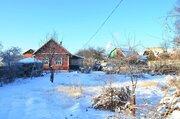 Продаю участок ЛПХ 9.1 сотки в п.Нахабино в 10 км от МКАД, 4000000 руб.