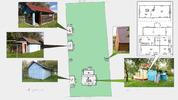 Кирпичный дом в Волоколамском районе Подмосковья (Новая рига 120 км.), 2700000 руб.
