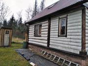 Зимняя дача-баня 50 кв. м, 4 сотки, 85 км от МКАД, запад., 2000000 руб.