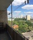 Продаётся большая видовая 1-комнатная квартира у метро Динамо.